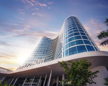UNIVERSAL'S AVENTURA HOTEL WELCOMES BACK GUESTS